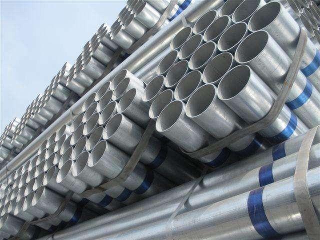 湖北无缝镀锌钢管供应商 镀锌钢管理论重量相关